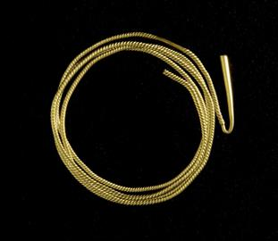 gold bar torc