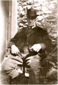 Mr Evan Griffiths, crinjar o Langurig, sir Drefaldwyn, 1928