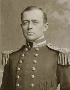 Robert Falcon Scott (1868-1912) oddeutu 1905