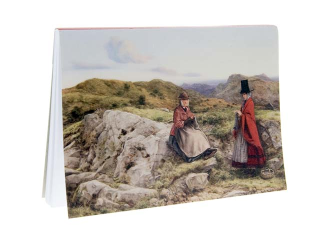 William Dyce A5 sketch book