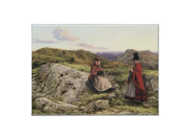 William Dyce magnet