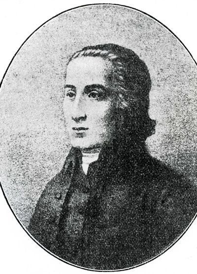 William Williams Pantycelyn
