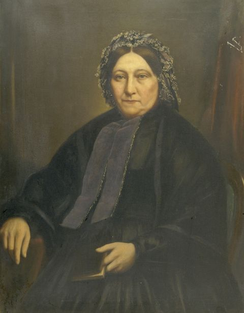 Mrs John Jones, Talysarn