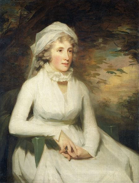 Elizabeth Graham (1757-1816) Mrs Robert Douglas of Brighton (oil on canvas)