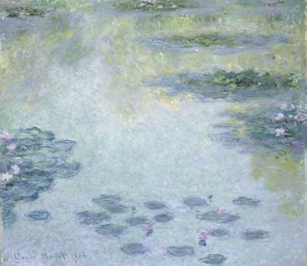 Waterlilies, 1906 (oil on canvas)