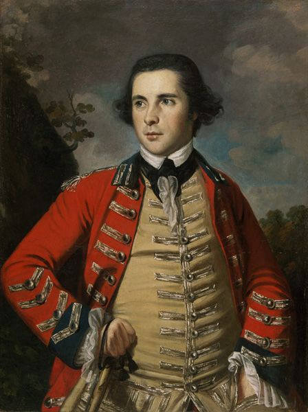 John Jones, 1768 (oil on canvas)