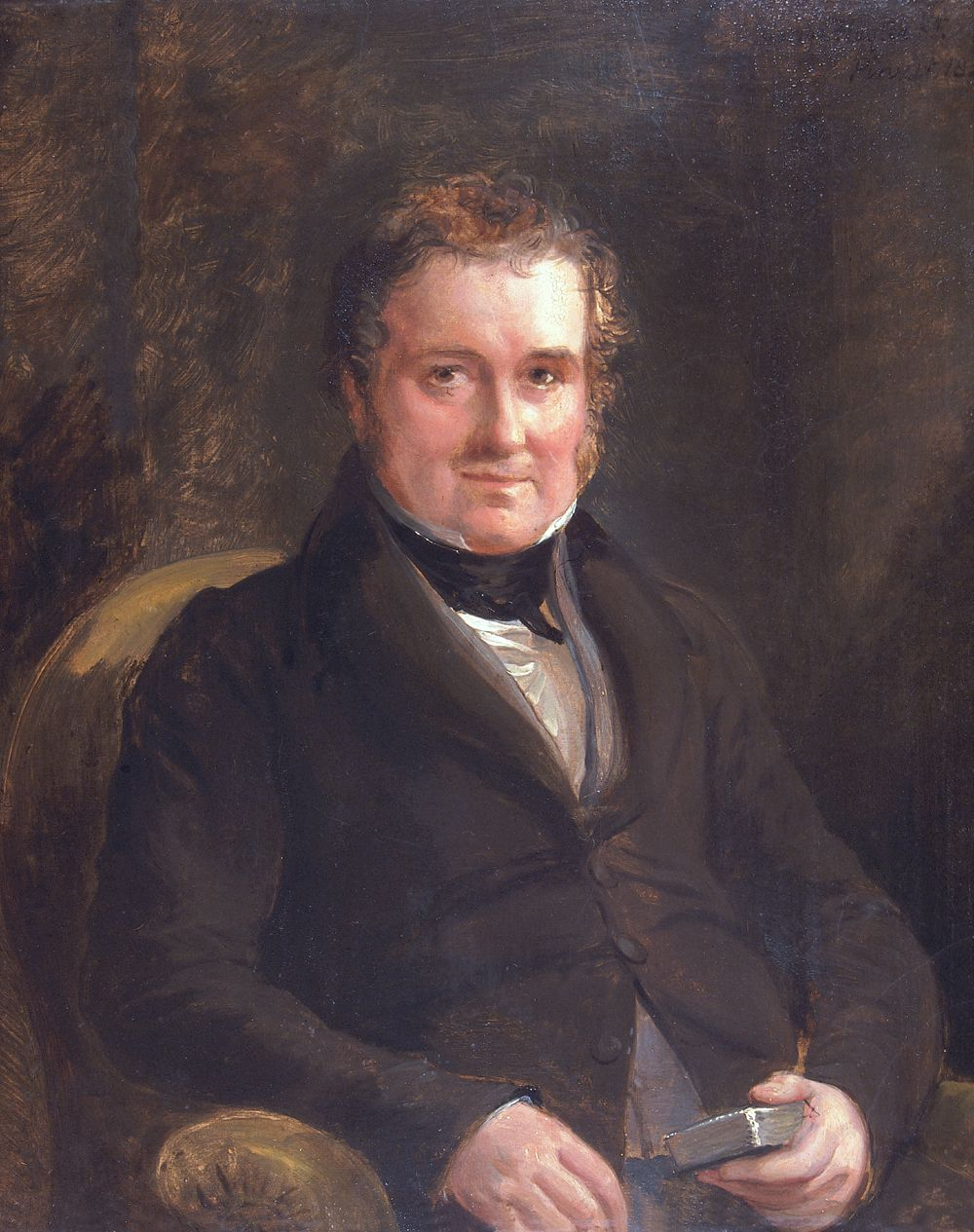 Lewis Weston Dillwyn, 1834-37 (Oil on canvas)