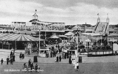 Barry Island, Pleasure Park