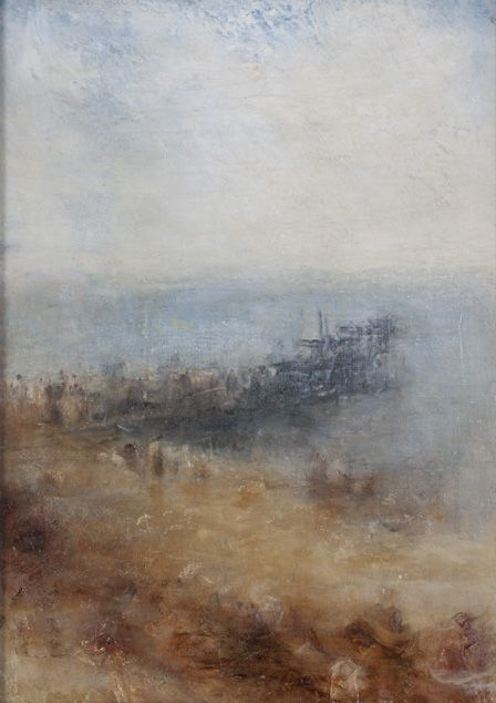 Glanfa Margate [Margate Jetty], TURNER, Joseph Mallord William (1775 - 1851)