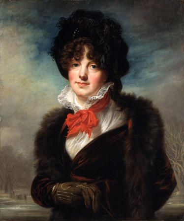 Mary Evans, Mrs Fryer Todd (1770-1843)