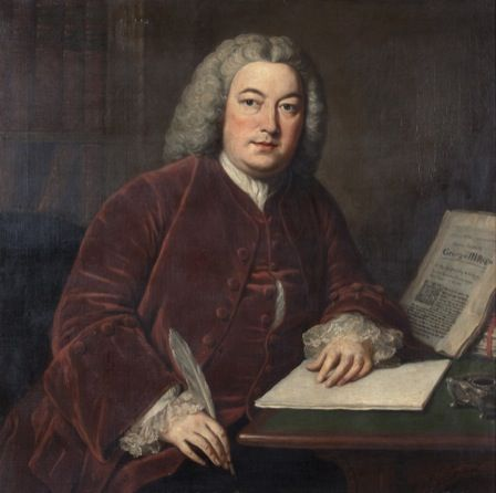 Thomas Johnes o Lanfair Clydogau (bu f. 1780)