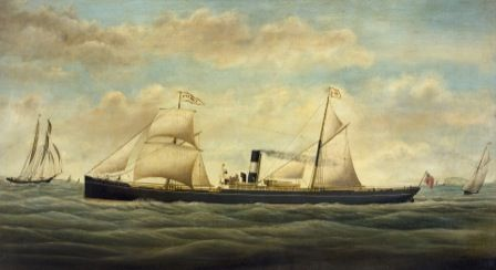 S.S. Fitzjames