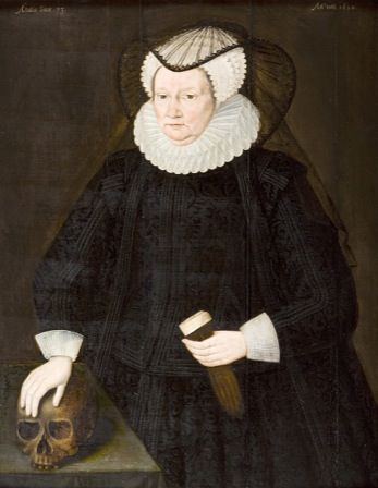 Mrs Elizabeth Morgan (g. 1547)