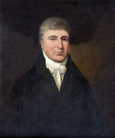 Y Parchedig Jehoiada Brewer (1752-1818)