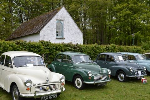 Morris Minor Mania yn Sain Ffagan