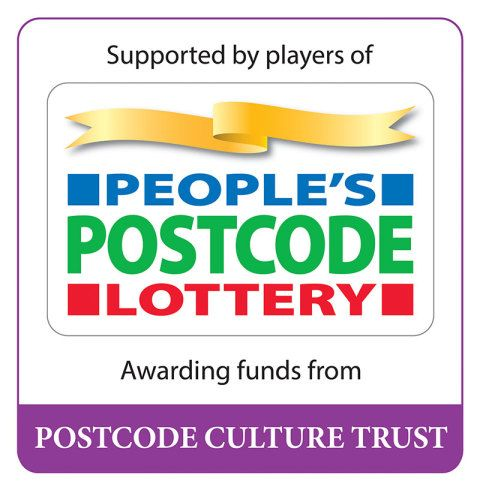 logo Peoples Postcode Lottery