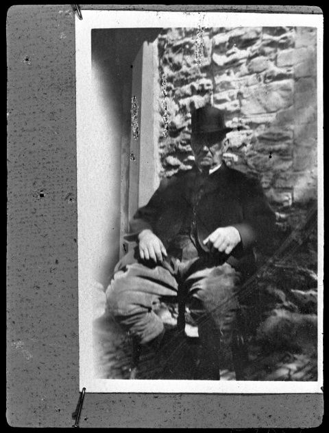 Evan Griffiths, Llangurig