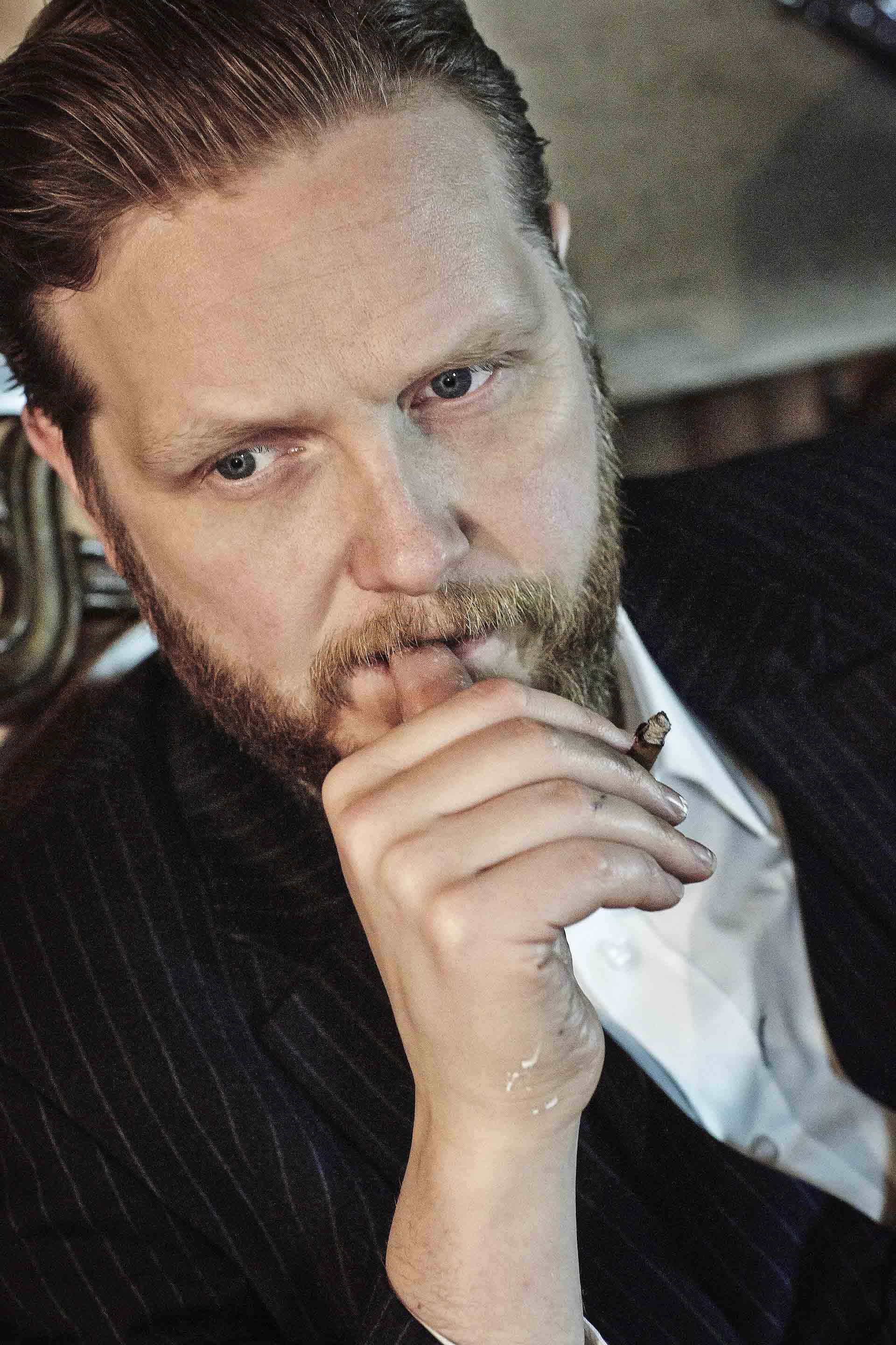 photo of Ragnar Kjartansson