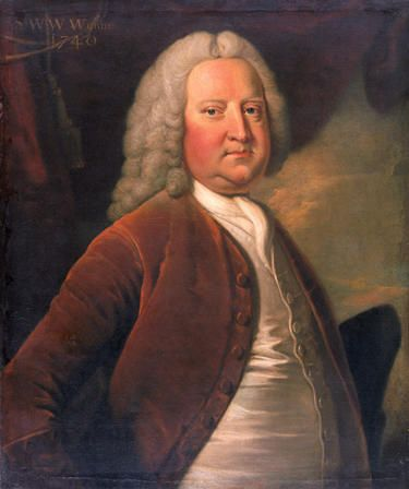 Syr Watkin Williams Wynn (1693-1749)
