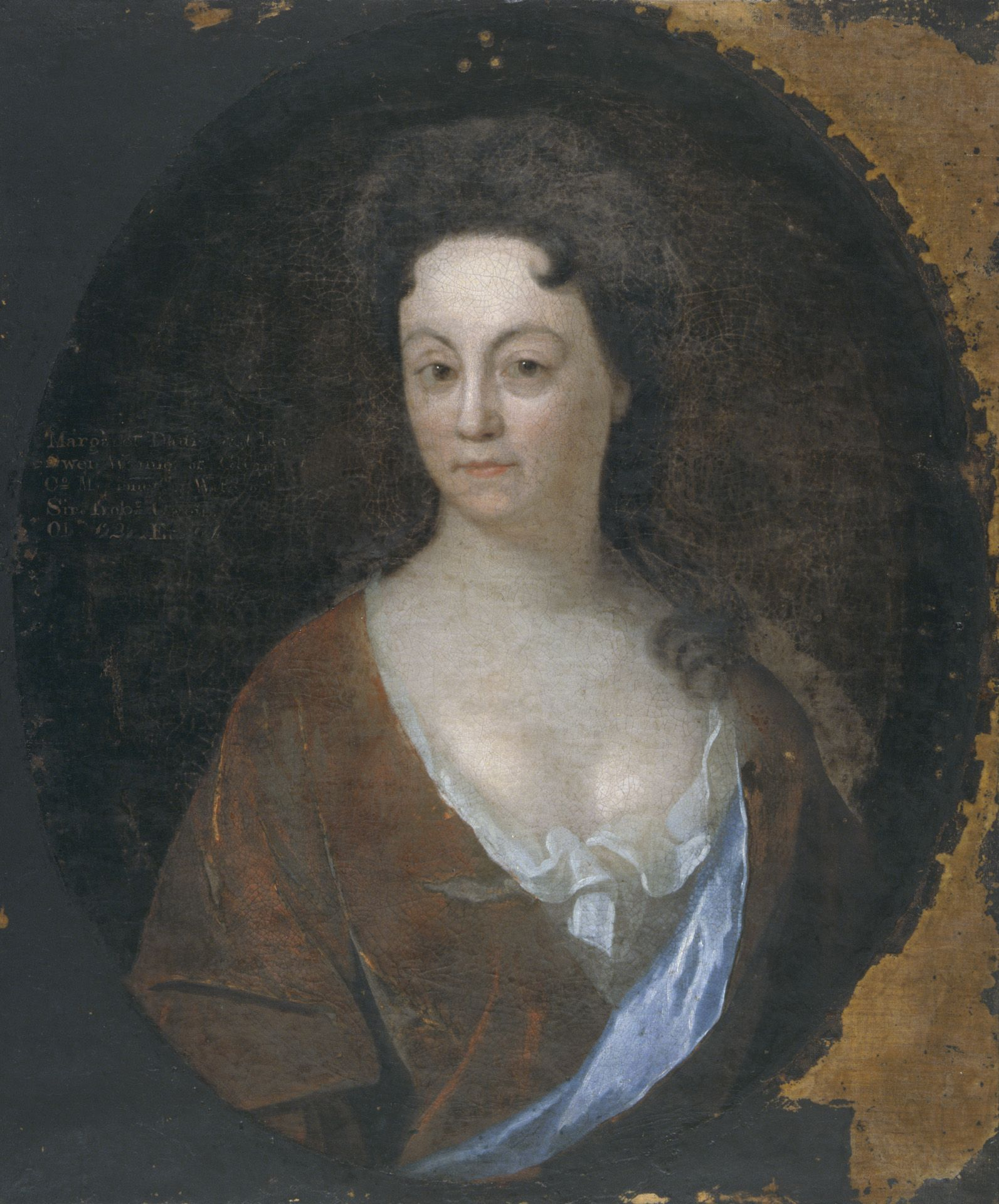 Y Foneddiges Margaret Owen (1663-c.1727)