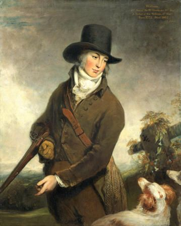 Y Parchedig William Heathcote (1772-1802)