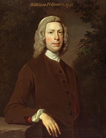 William Fellowes (1706-1755)