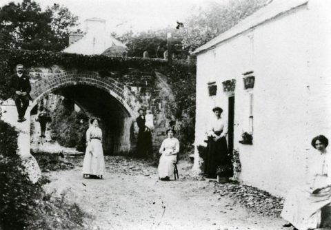 Bridge House, Cilgerran, 1910